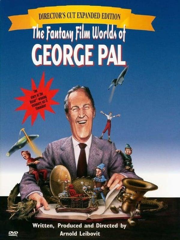 Los mundos fantásticos de George Pal