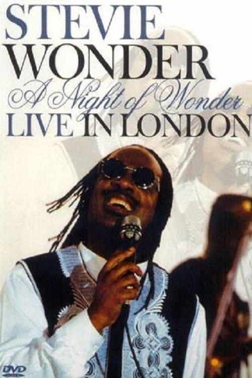 Stevie Wonder: A Night Of Wonder Live in London