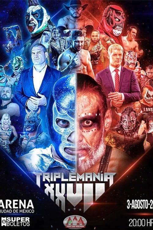 AAA Triplemania XXVII