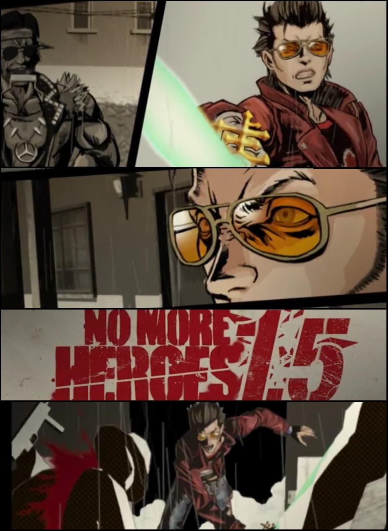 No More Heroes 1.5