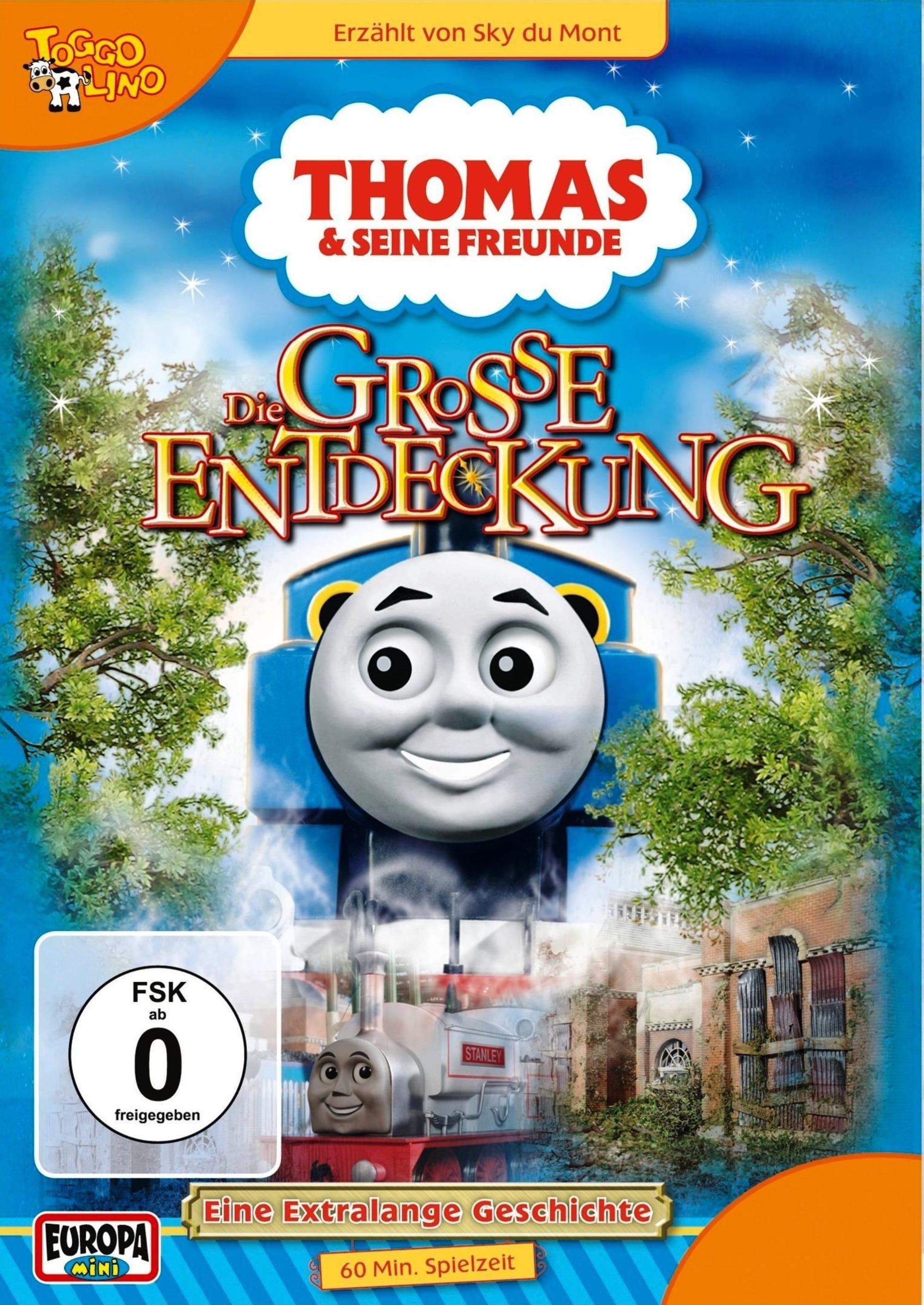 Thomas und seine Freunde - Die Grosse Entdeckung