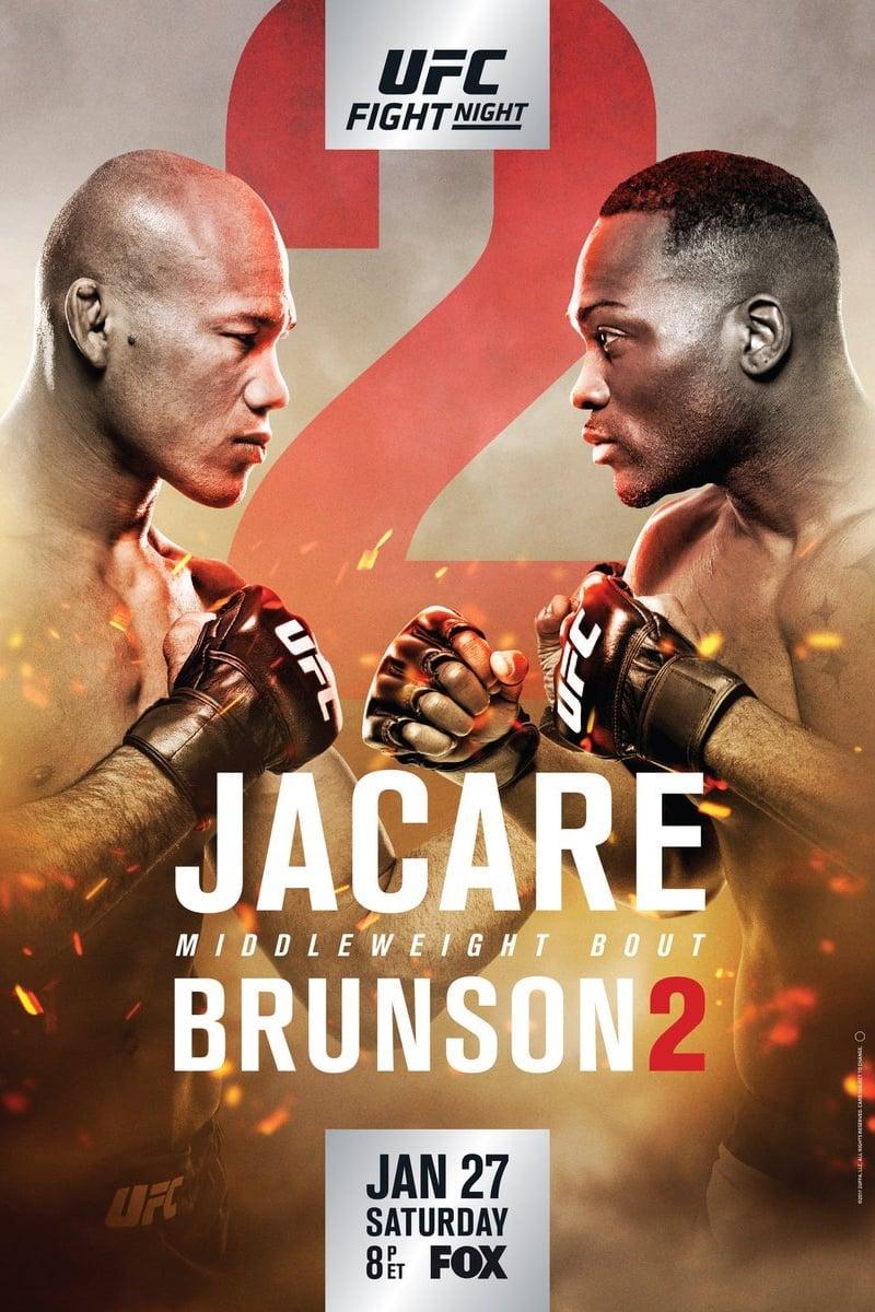 UFC on Fox 27: Jacaré vs. Brunson 2