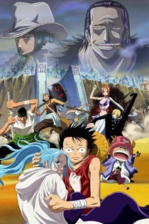 One Piece Special: Episode of Alabasta - Prolog