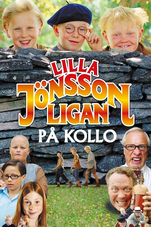 Young Jonsson Gang at Summer Camp