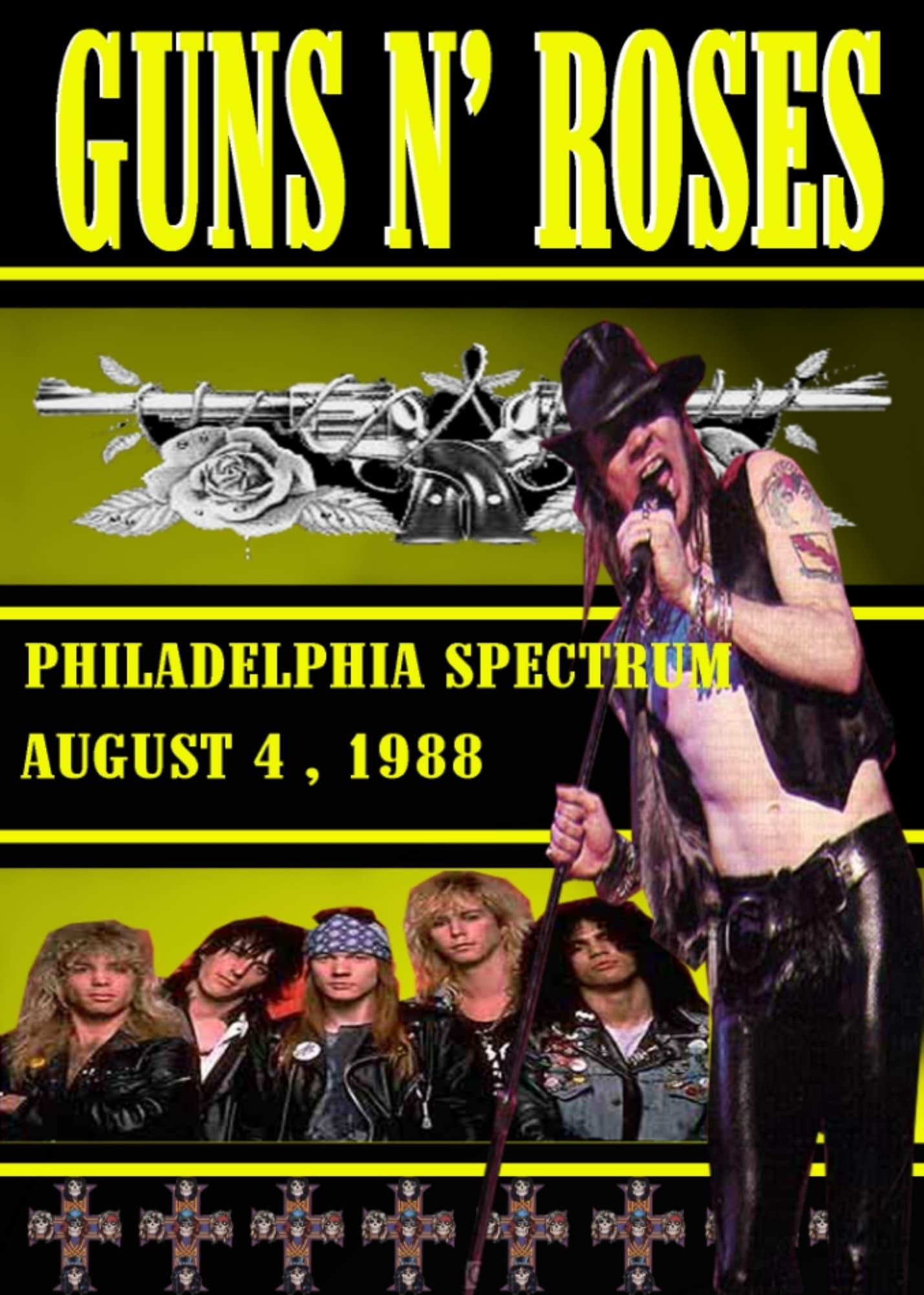 Guns N' Roses Live In Philadelphia
