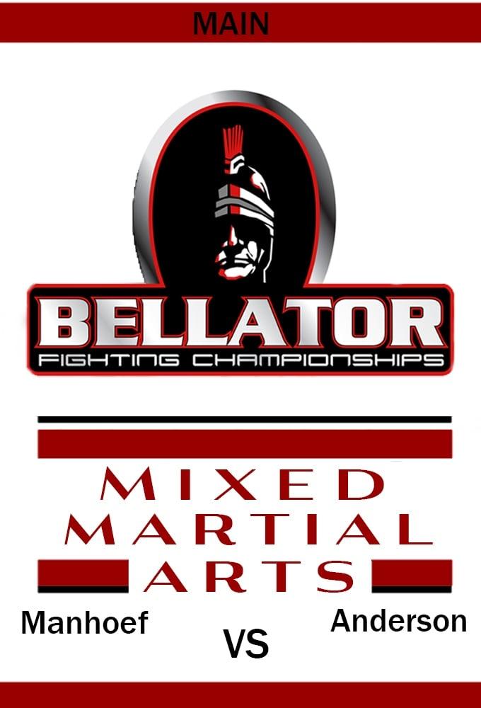 Bellator 251 : Manhoef vs. Anderson