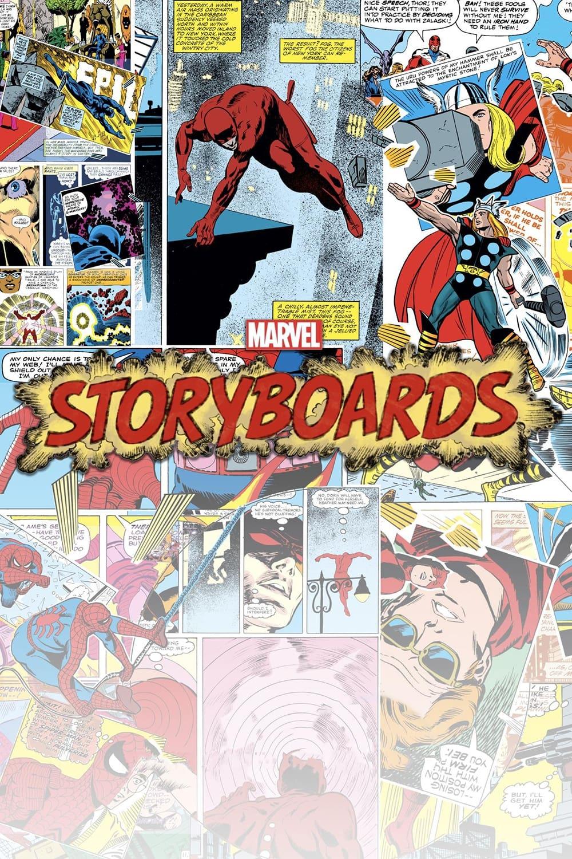 Marvel's Storyboards