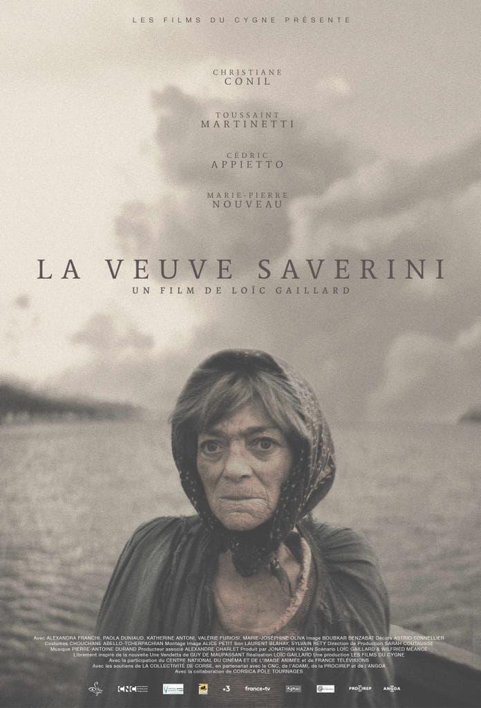 The Saverini Widow