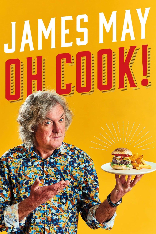 ¡Oh, James May cocina!