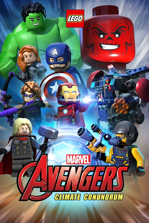 LEGO Marvel Avengers: Climate Conundrum