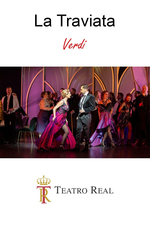 La Traviata - Teatro Real