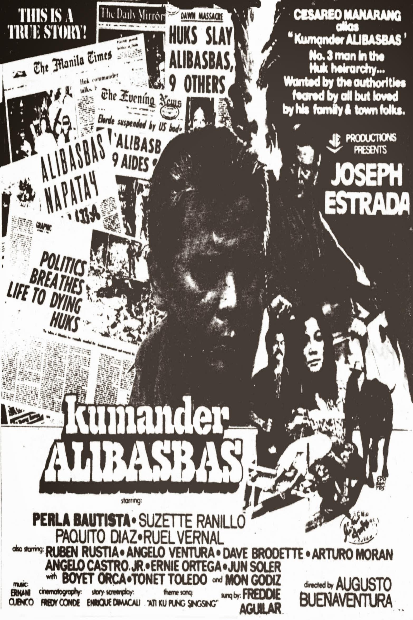 Kumander Alibasbas