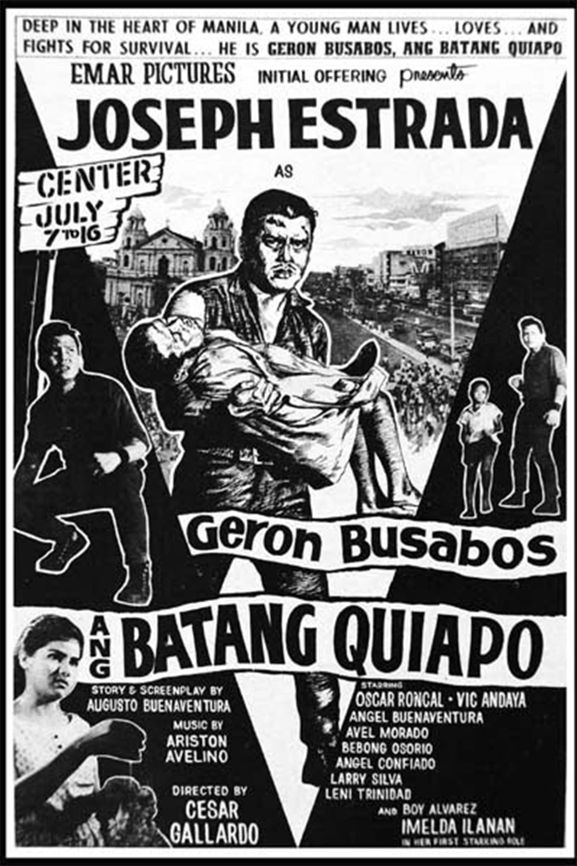Geron Busabos: Ang Batang Quiapo