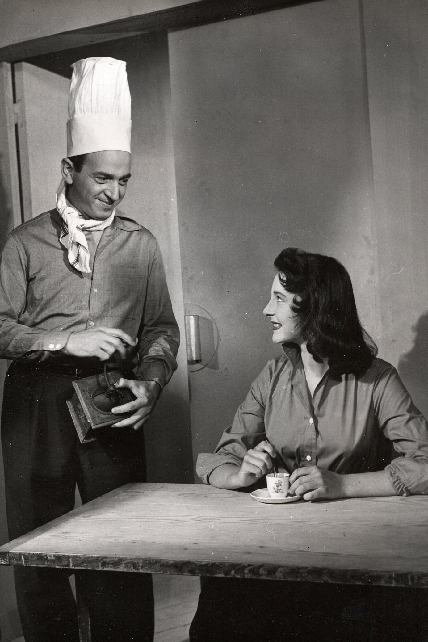 Enrico cuisinier