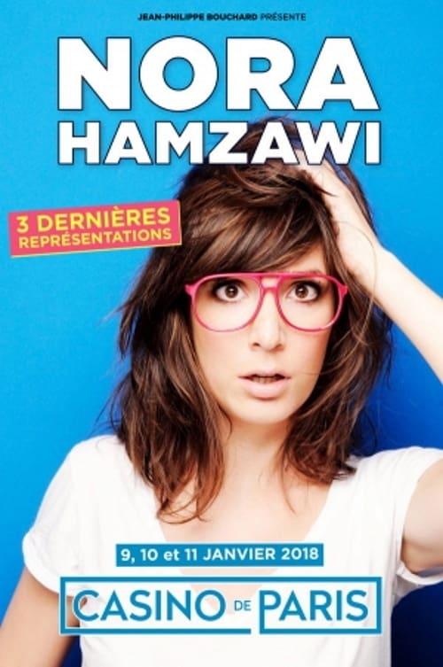 Nora Hamzawi au Casino de Paris