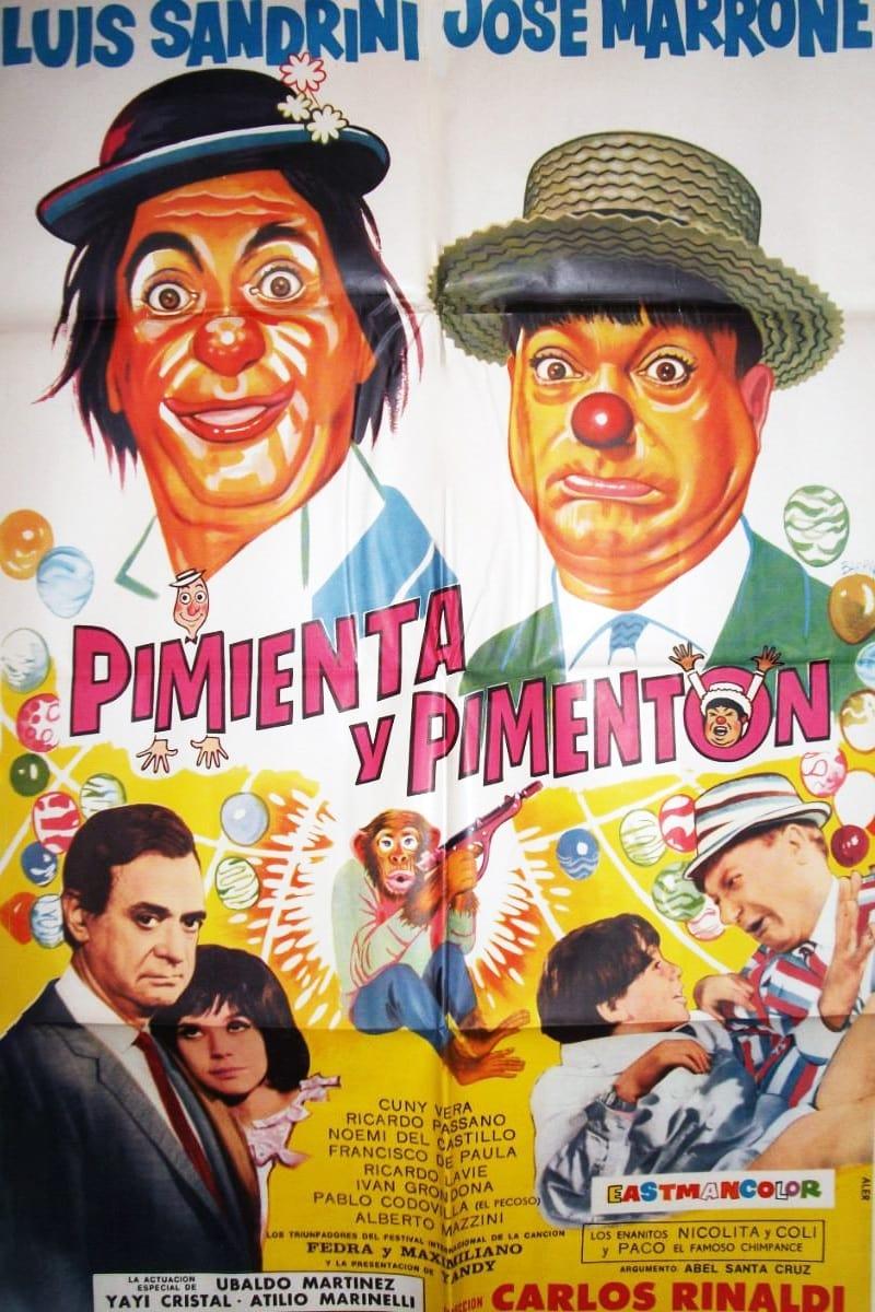 Pimienta y Pimentón