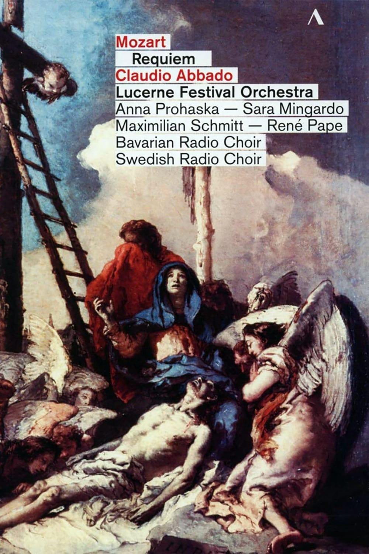 Wolfgang Amadeus Mozart - Requiem - Claudio Abbado