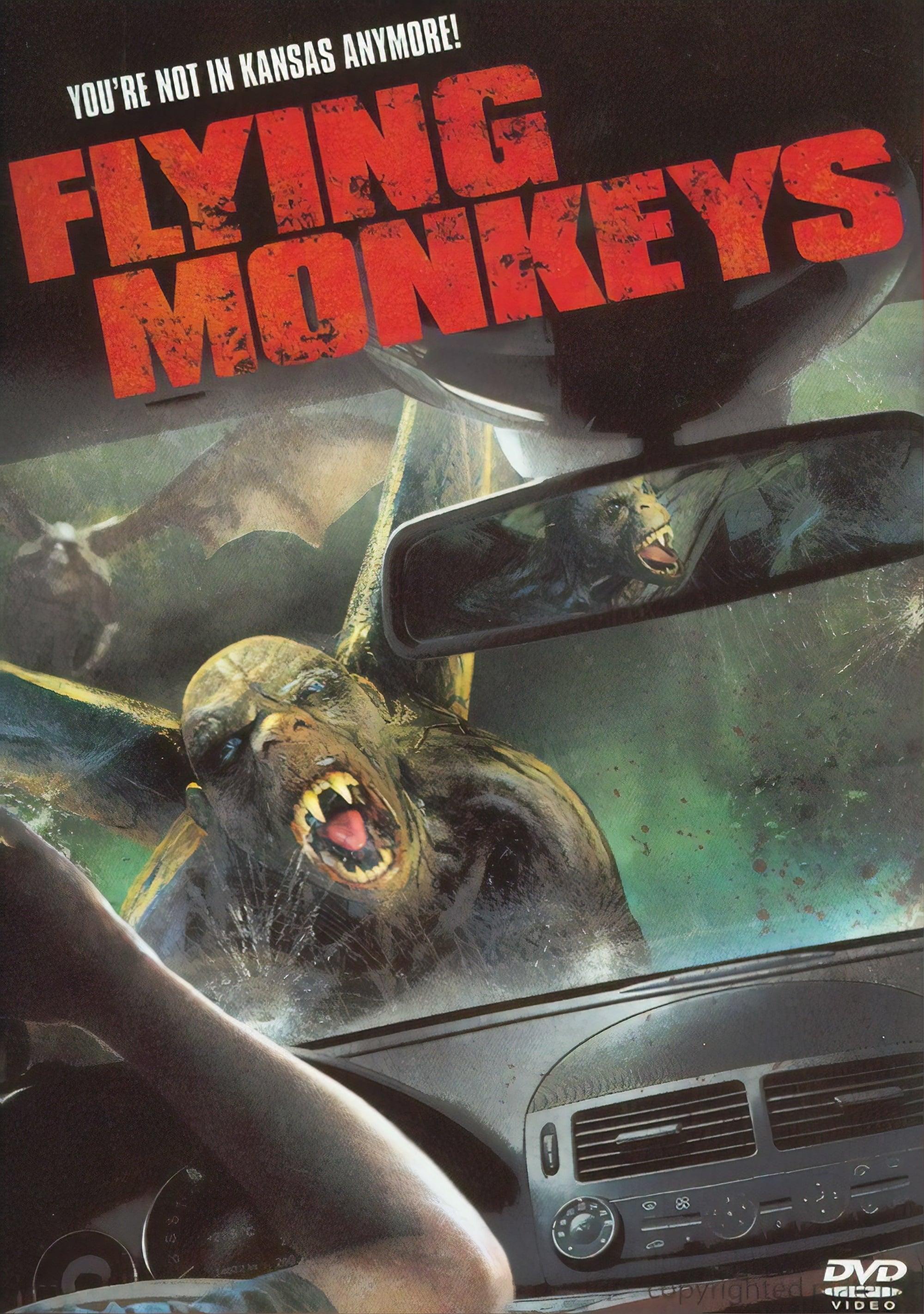 Macacos Voadores – Os Demônios da Noite