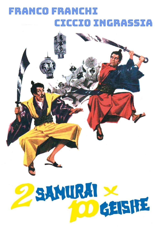 2 samurai per 100 geishe
