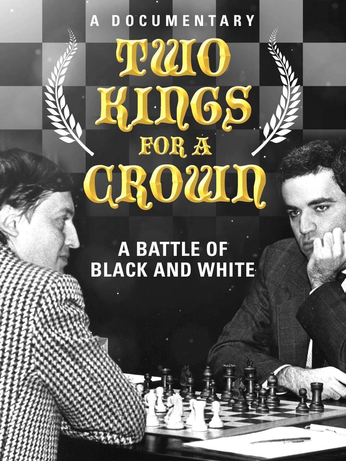Karpov Kasparov - Two Kings for a Crown