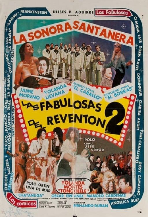 Las fabulosas del Reventón 2