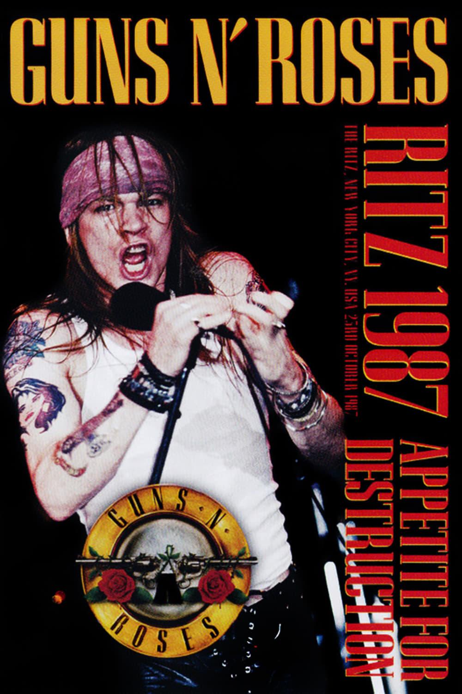 Guns N' Roses - Live at The Ritz, NY