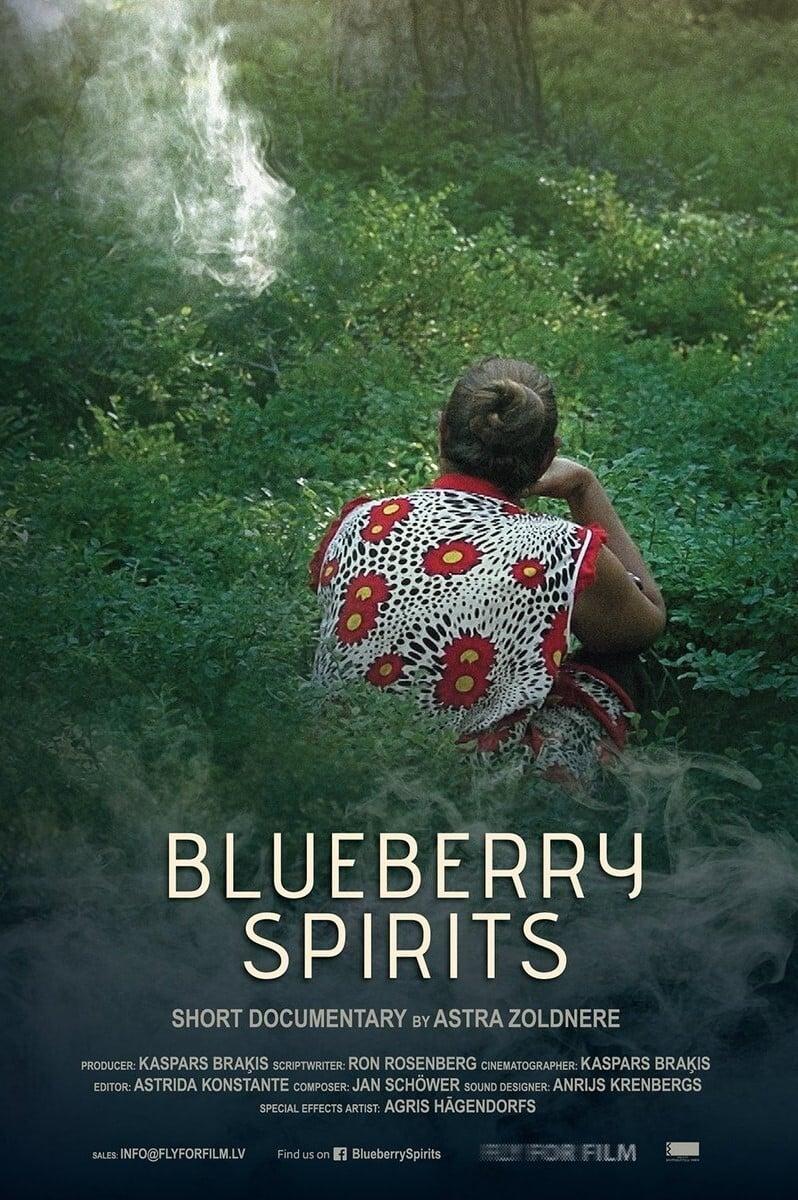 Blueberry Spirits