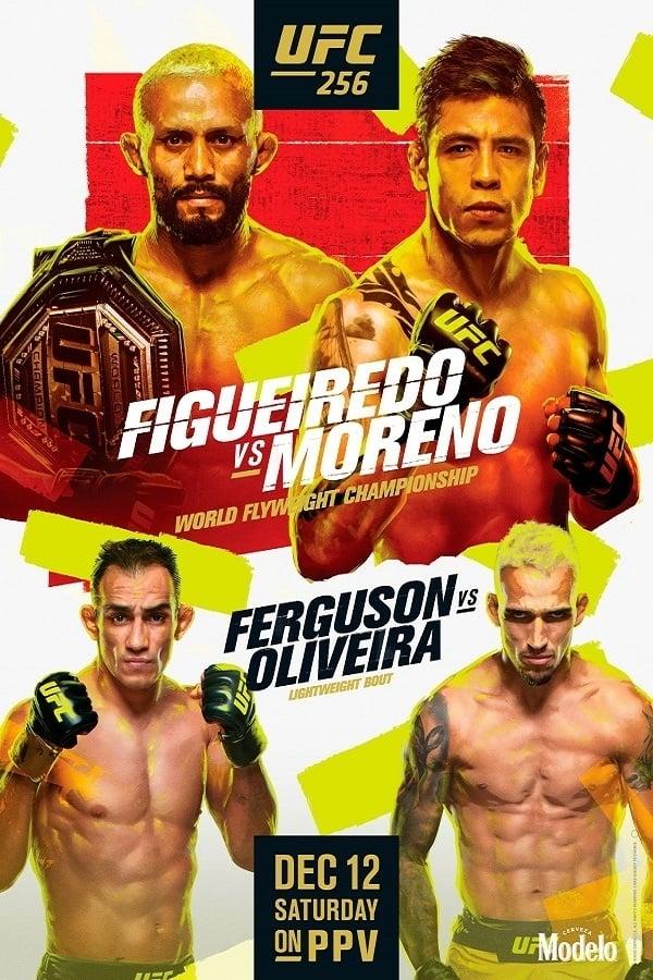 UFC 256: Figueiredo vs. Moreno