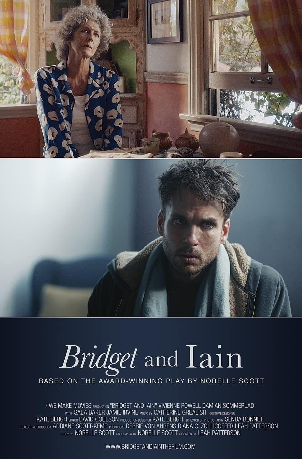 Bridget and Iain