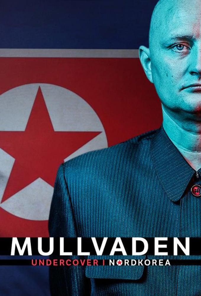 Muldvarpen - Undercover i Nordkorea