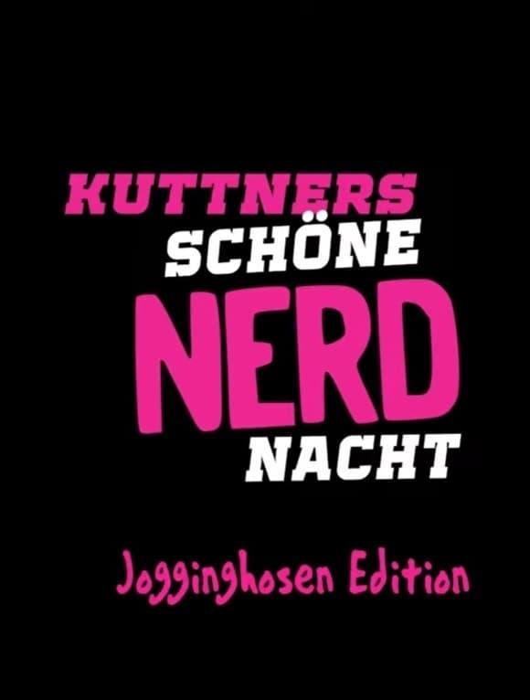 Kuttner's Lovely Nerd Night: Sweatpants Edition
