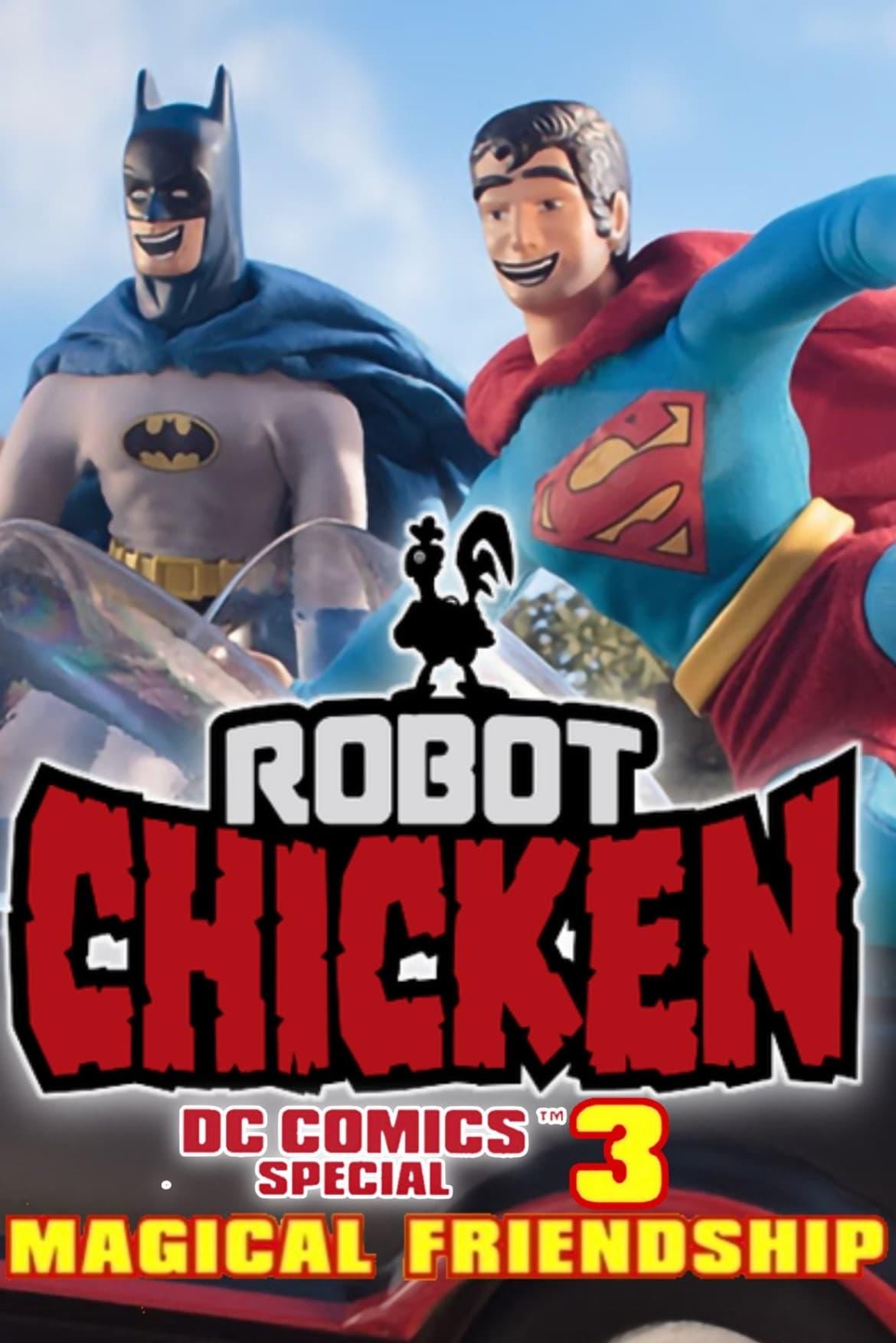 Robot Chicken: Especial DC Comics III - Amistad Mágica