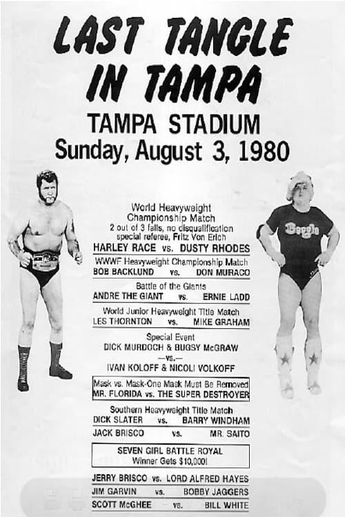 NWA The Last Tangle in Tampa