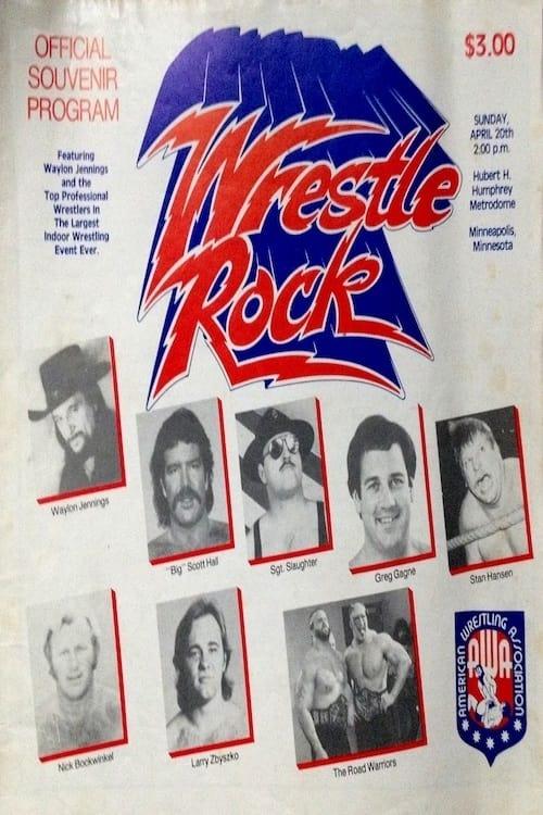 AWA WrestleRock '86