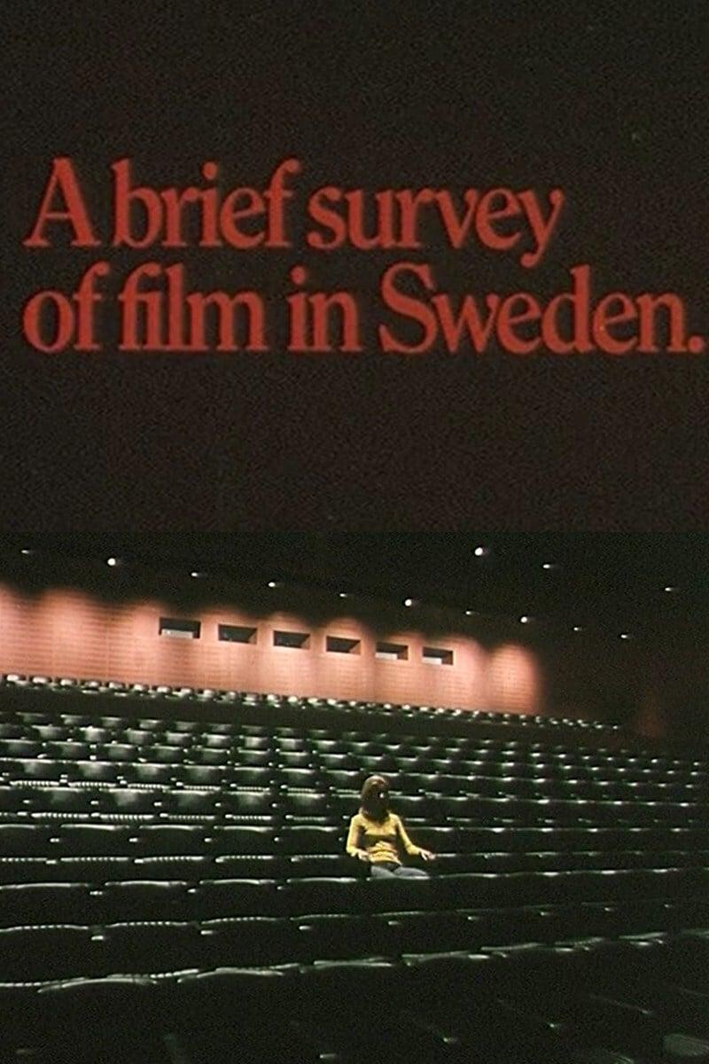A Brief Survey of Film in Sweden