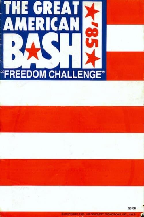 NWA The Great American Bash 1985
