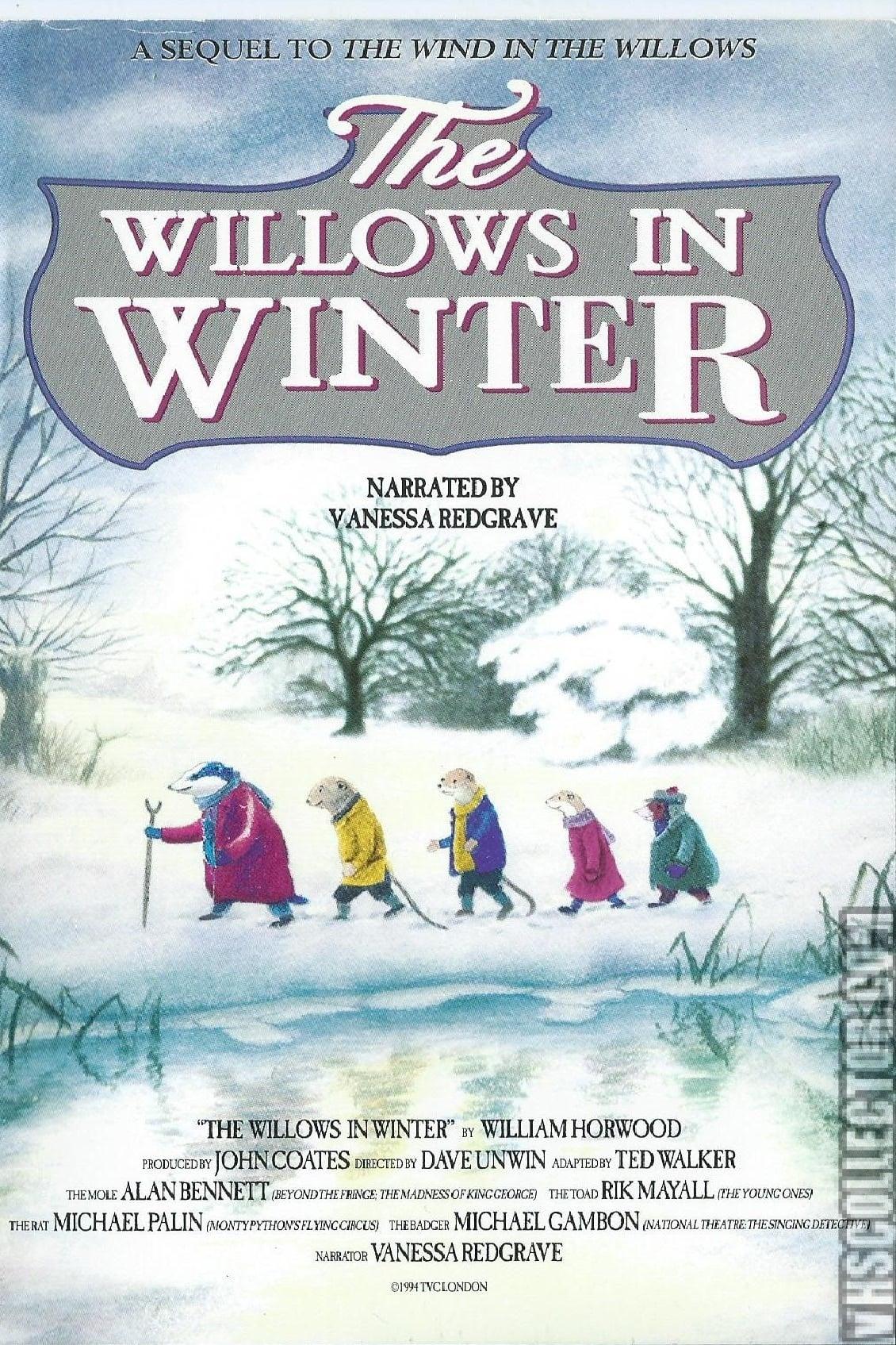 Os Salgueiros no Inverno