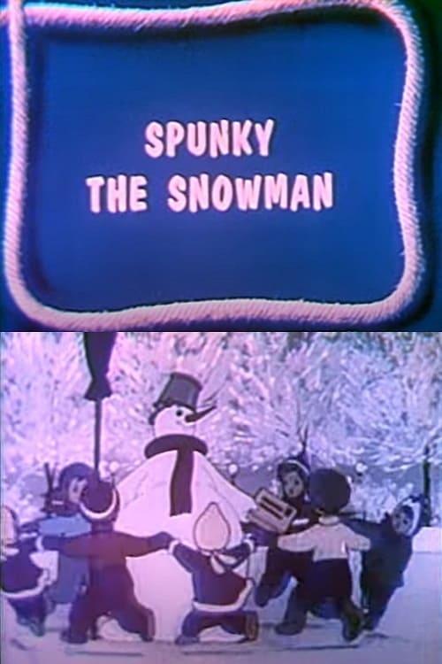 Spunky The Snowman