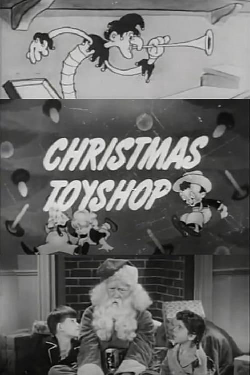 Christmas Toyshop