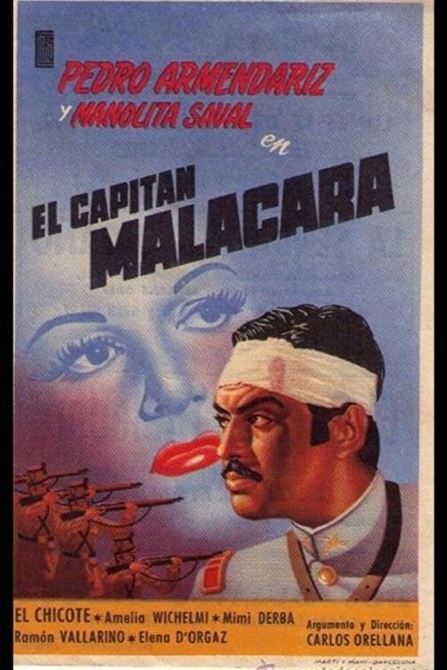 El capitán Malacara