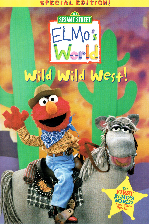 Sesame Street: Elmo's World: Wild Wild West!