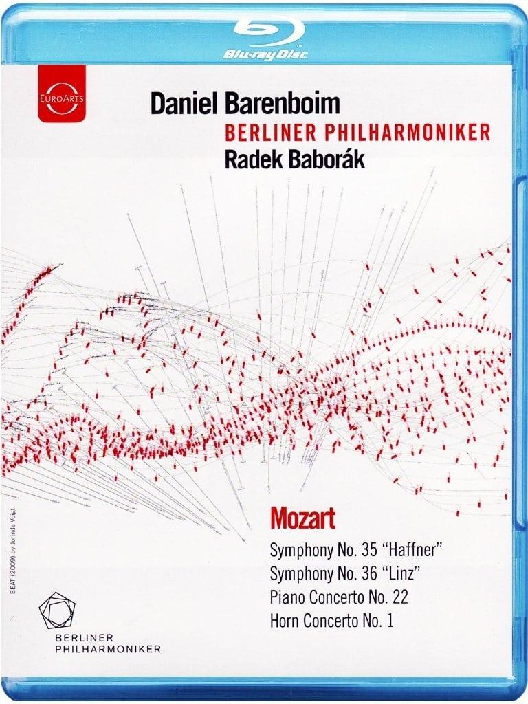 Mozart - Berliner Philharmoniker - Radek Baborák - Daniel Barenboim