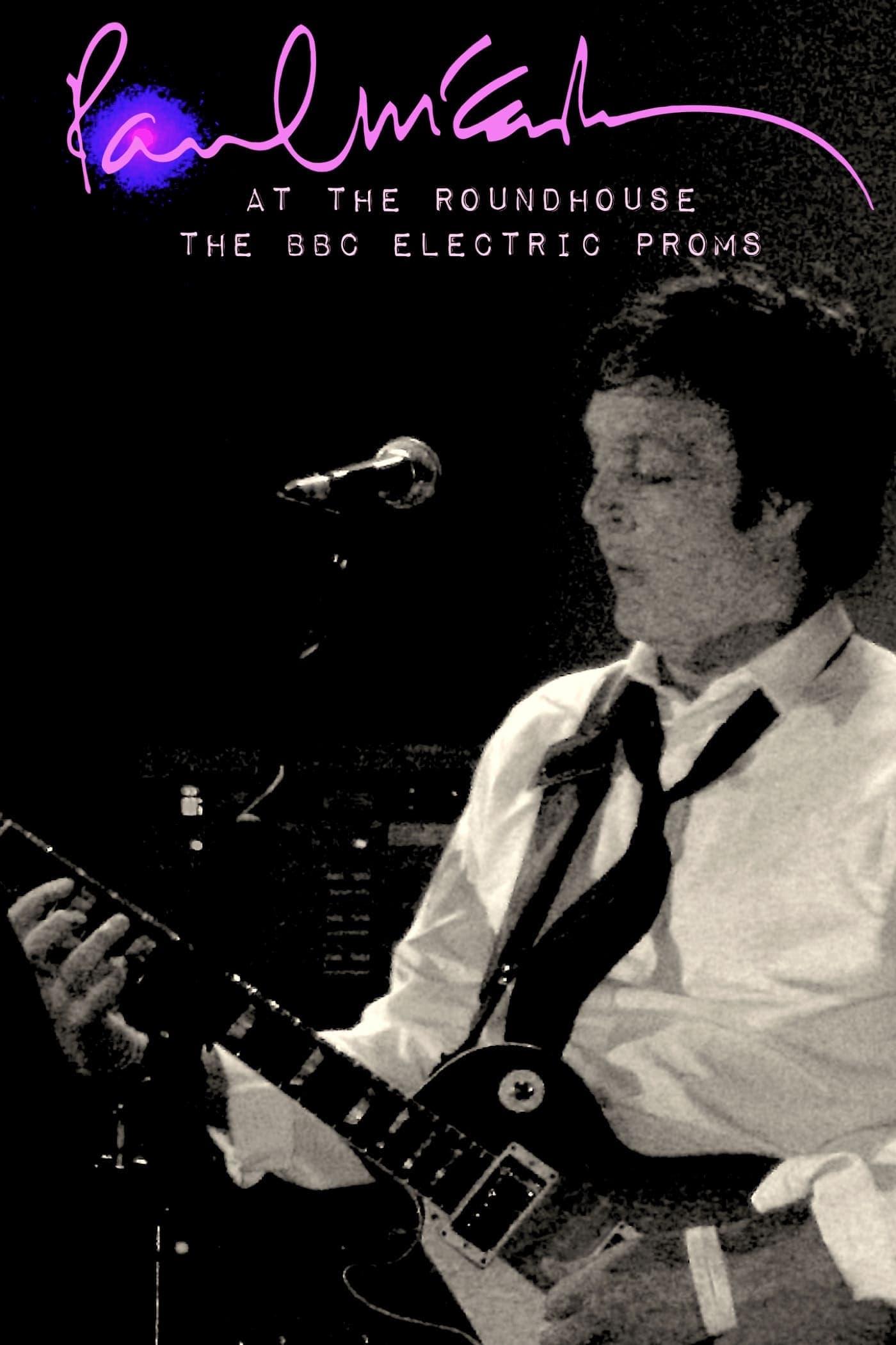 Paul McCartney: Live at BBC Electric Proms