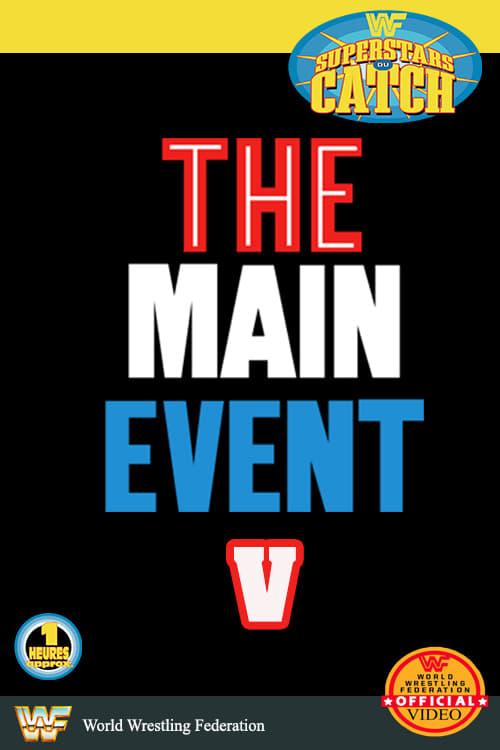 WWE The Main Event V
