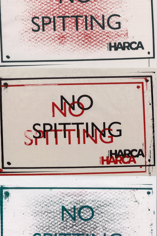 No Spitting v0.1