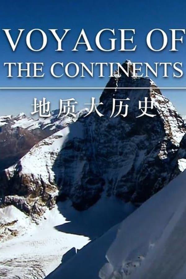 Kontinente in Bewegung