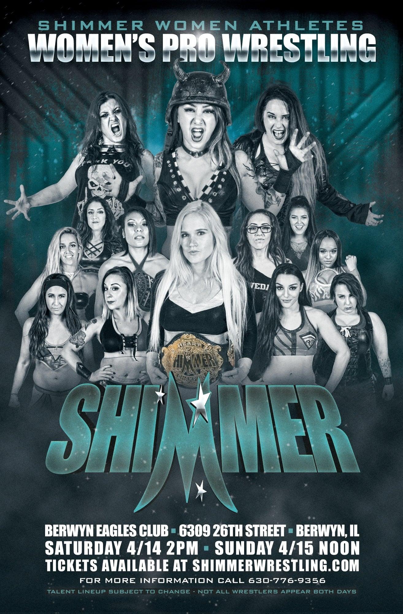 SHIMMER Women Athletes Volume 104