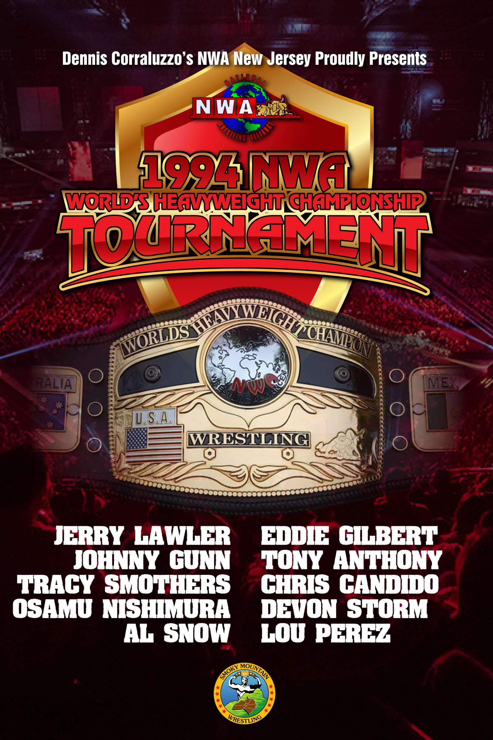The 1994 NWA World's Championship Tournament