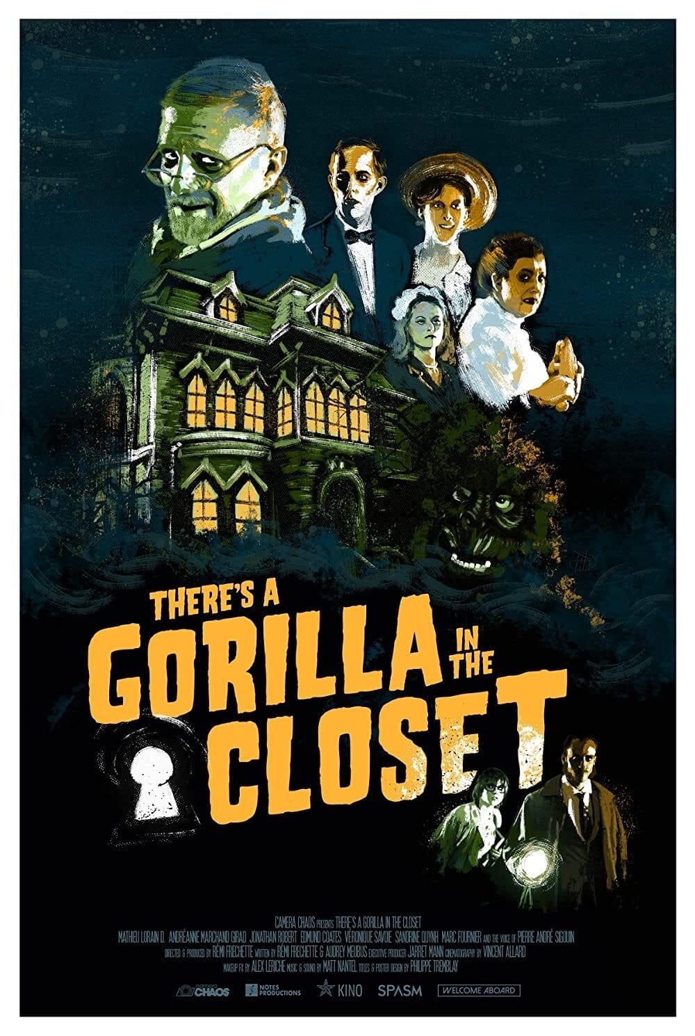 There's a Gorilla in the Closet
