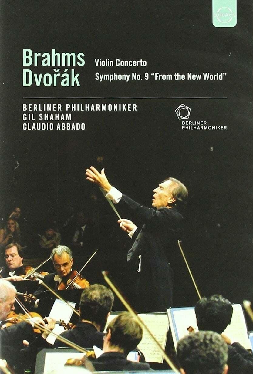 Brahms Dvorák - Violin Concerto Symphony No. 9 From the New World